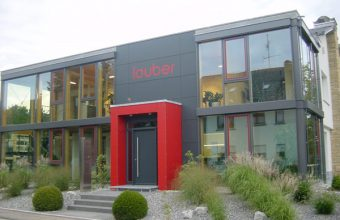 Lauber Bürogebäude